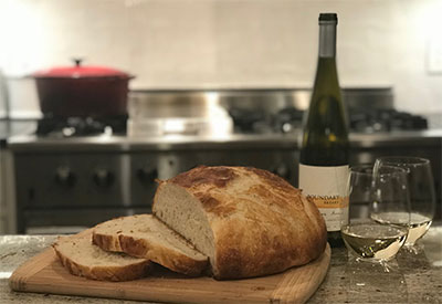 Delicious and easy artisanal homemade bread